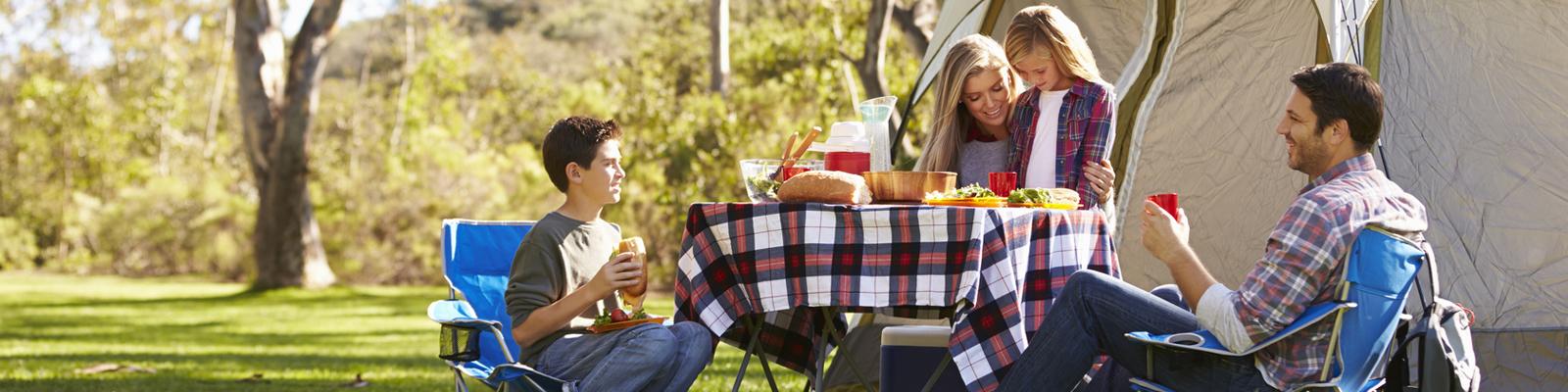 Erholungspark Mondsee Einfach Uebernachten Camping
